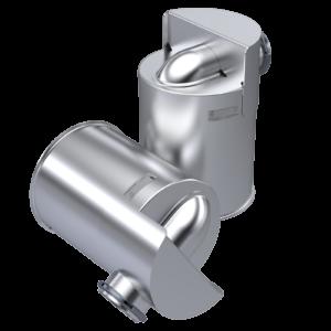 NDOC204NV Diesel Oxidation Catalyst