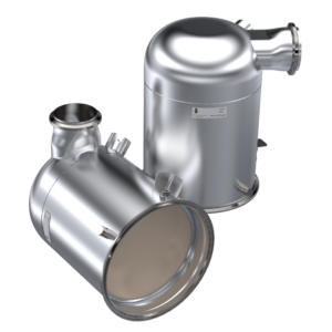 NDPF176DD Diesel Particulate Filter