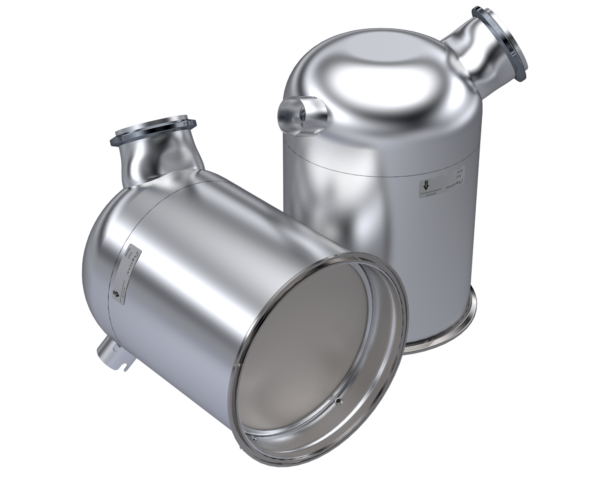 NDOC170DD Diesel Oxidation Catalyst