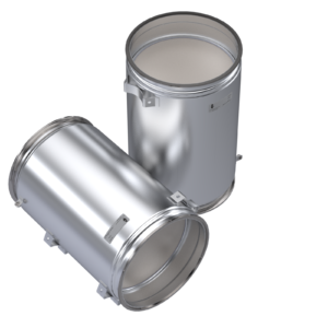 NDPF169DD Diesel Particulate Filter