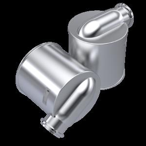 NDOC159NV Diesel Oxidation Catalyst