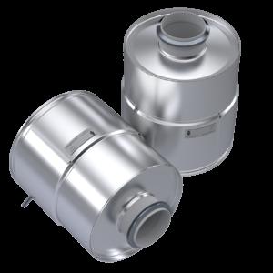 Cummins Diesel Particulate Filter