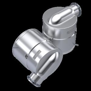 NDOC075CU Diesel Oxidation Catalyst