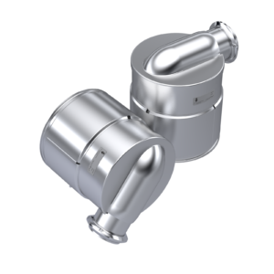 NDPF217MV Diesel Particulate Filter