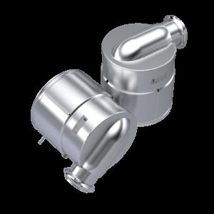 NDOC225PA Diesel Oxidation Catalyst