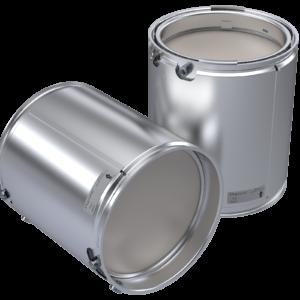 NDPF127CU Diesel Particulate Filter